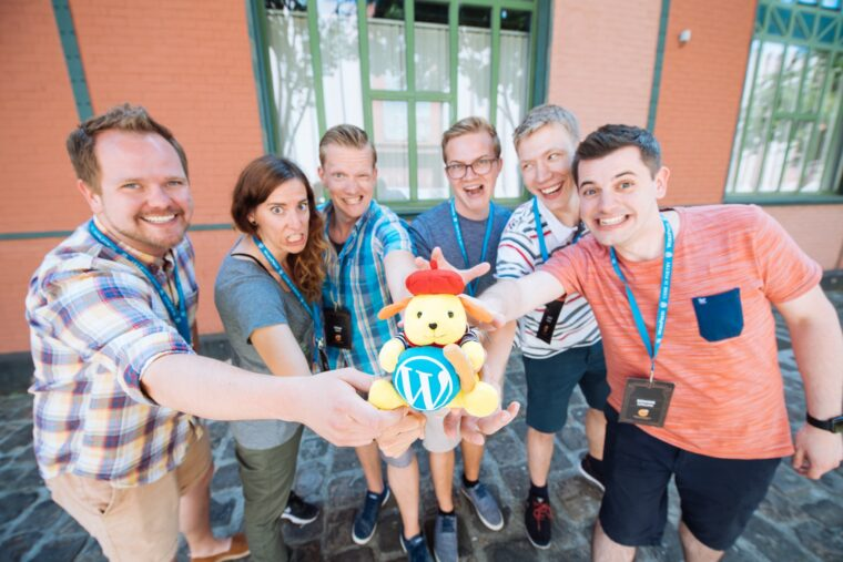 WordCamp Europe Wapuu