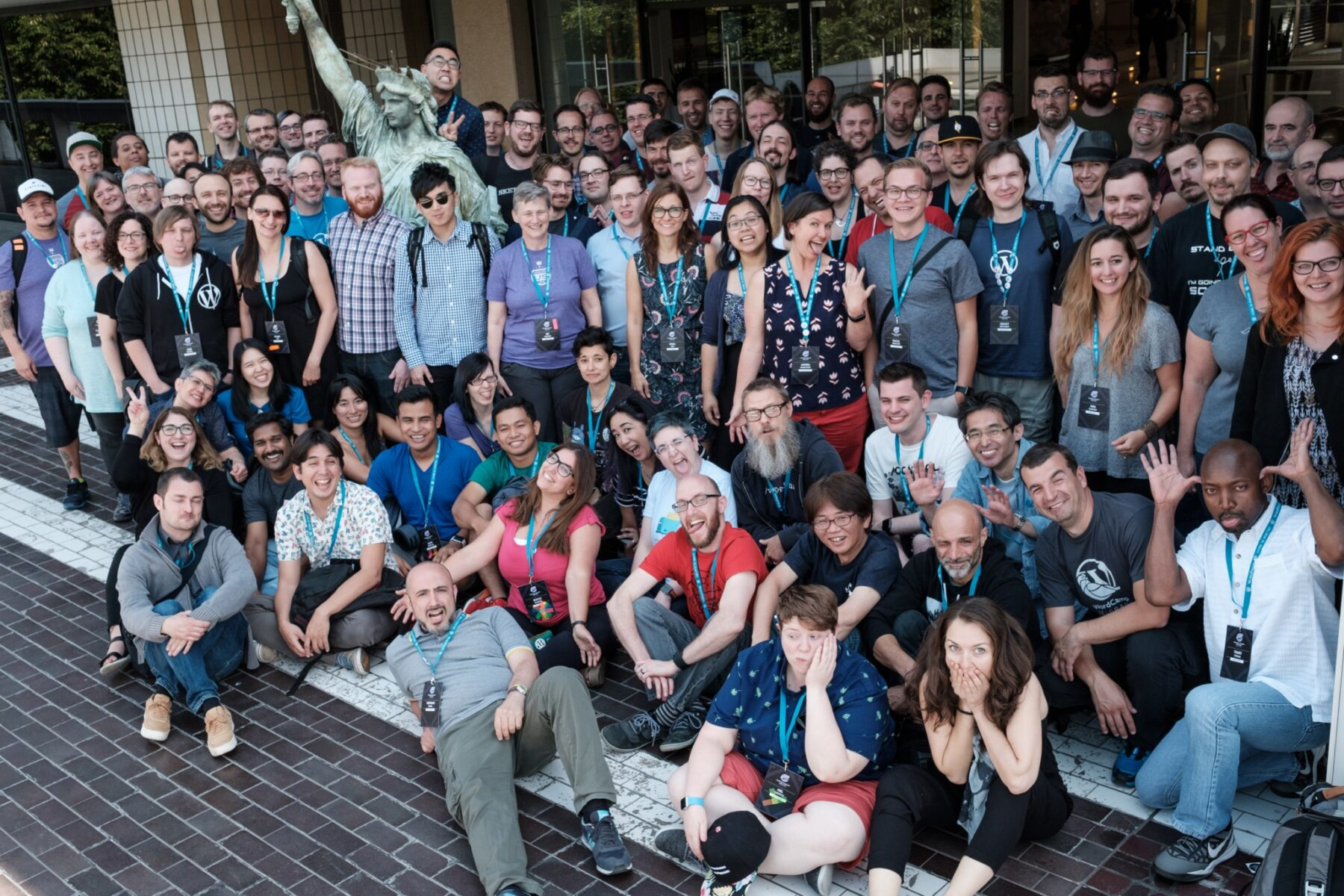 WordPress Community Summit 2017 Group Picture