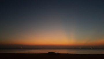 Ko Lanta Sonnenuntergang