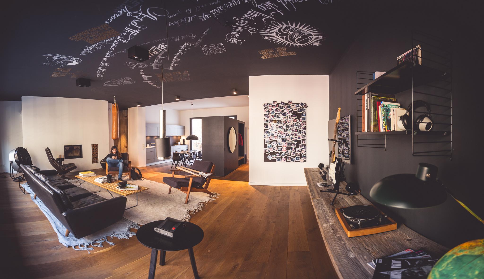 The NOMADS Berlin, plenty of room for creativity