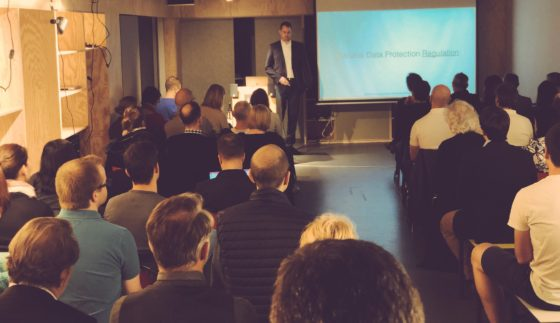 WordPress Meetup Zurich - GDPR